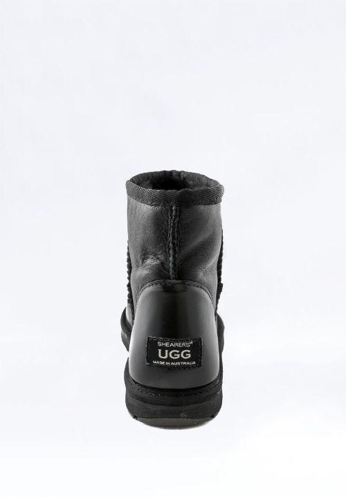 8061c6744c0 Details about Shearer's Ugg Australia-Classic Mini Leather