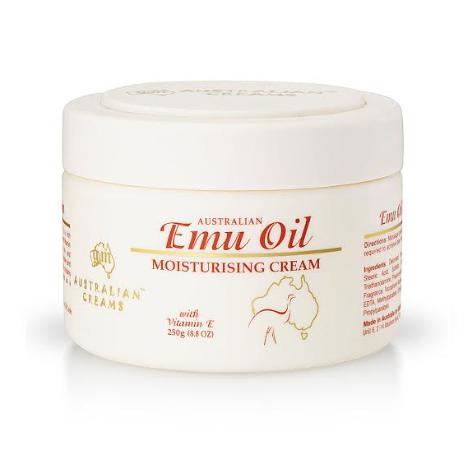 羊胎素价格_GM Emu Oil Vital Moisturising Cream with Vitamin E 250g   Natonic   佳风