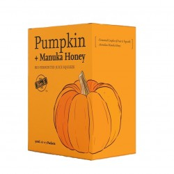 Bio E-Pumpkin + Manuka Honey Juice Squeeze 7 x 30ml