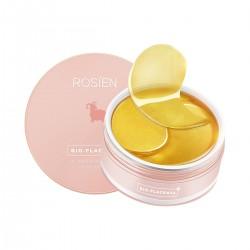 Rosien-Bio-Placenta Night Recovery Ginseng Eye Mask