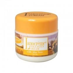 Lanocreme-Collagen Cream with Aloe Vera 75g