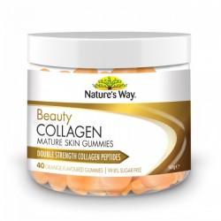 Nature's Way-Beauty Collagen Mature Skin Gummies 40 Gummies