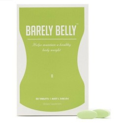 Unichi-Barely Belly 60 Tablets