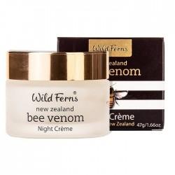 Wild Ferns-Bee Venom Night Creme 47g