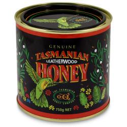 Tasmanian Leatherwood Honey 塔斯马尼亚革木天然蜂蜜 750g