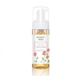 Aromatic Herbs 玫瑰精华氨基酸柔润泡泡洁面慕斯 150ml