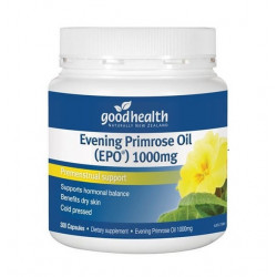 Goodhealth-Evening Primrose Oil 1000mg 300 Capsules