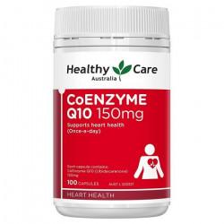 Healthy Care 辅酶Q10软胶囊150mg*100粒安心宝保护心脏
