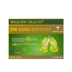 Wealthy Health 富康 PM-LUNG SUPPORT清肺灵