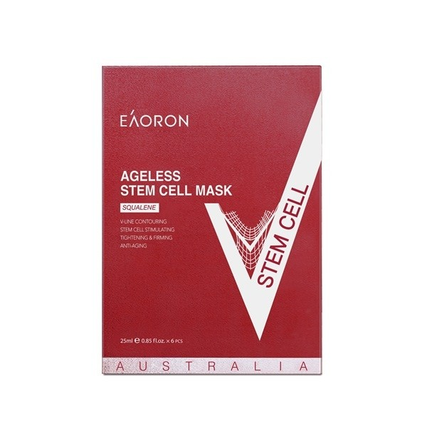 Skin Care Swf: Eaoron Ageless Stem Cell Mask For Anti-Aging 5x25g