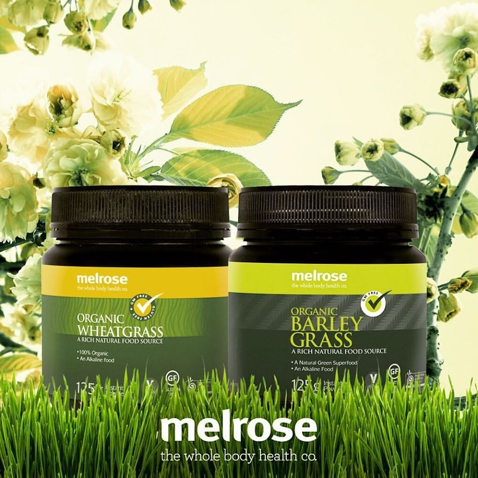 Image result for Melrose Organic Barley Grass 200g