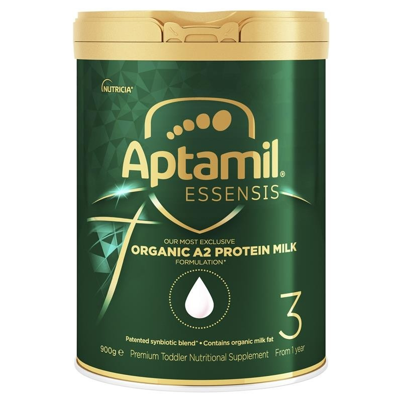 Aptamil-Essensis Organic A2 Protein Milk Stage 3 900g