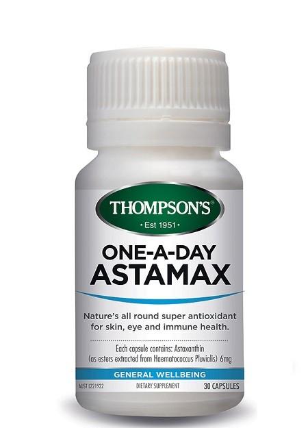 Thompson's-Astamax 6mg 30 Capsules