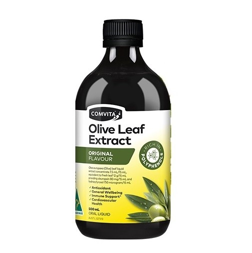 Comvita-Olive Leaf Extract Original 500ml
