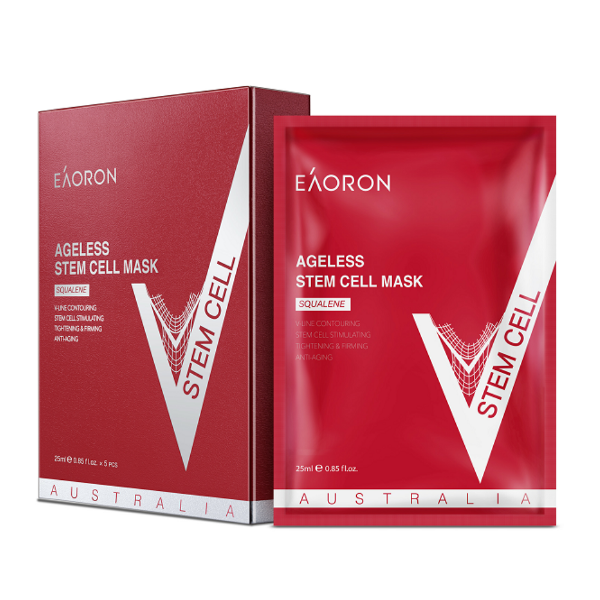Eaoron-Ageless Stem Cell Mask for Anti-Aging 5x25g