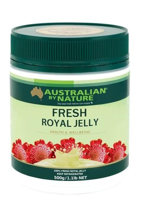 Australian by Nature-Fresh Royal Jelly 500g