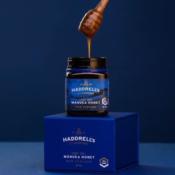 Haddrell's-UMF 25+ Manuka Honey 250g (MGO 1200+)
