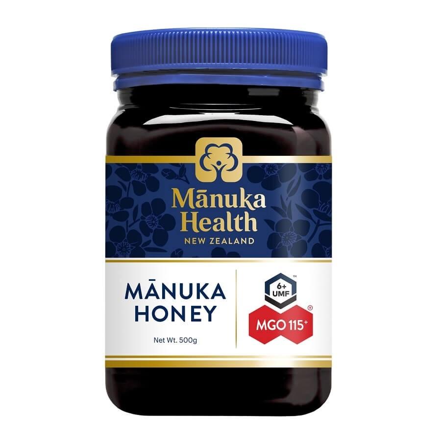 Manuka Health-Manuka Honey MGO 115+ 500g