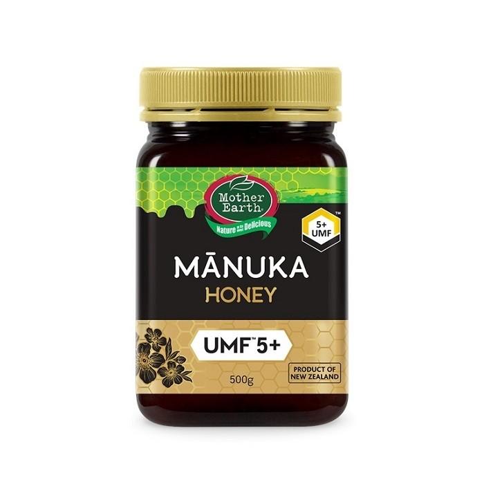 Mother Earth-Manuka Honey UMF 5+ 500g