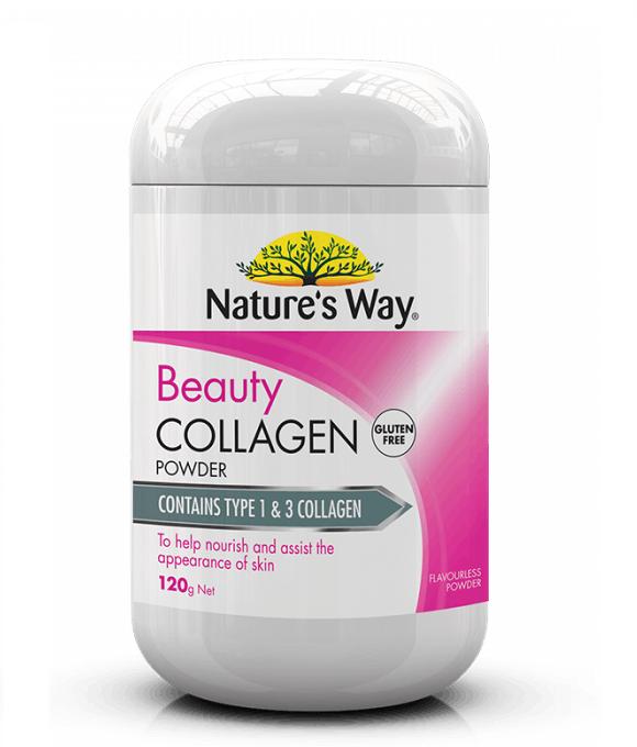 Nature's Way-Beauty Collagen Powder 120g