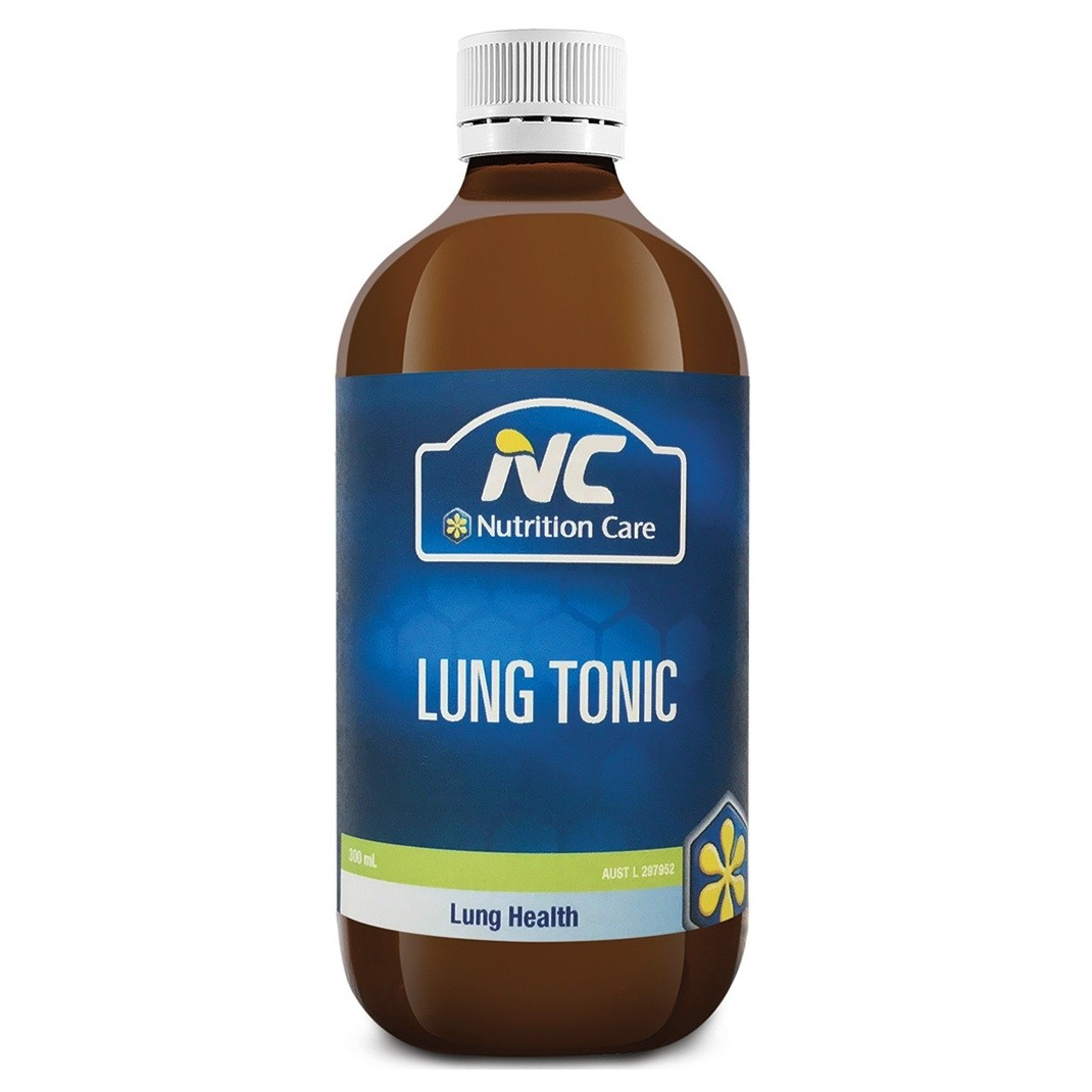 Nutrition Care-Lung Tonic 300ml
