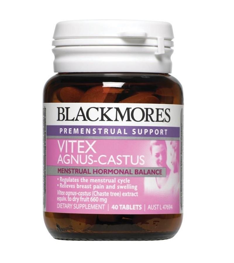Blackmores Vitex Agnus Castus 40 Tablets Natonic