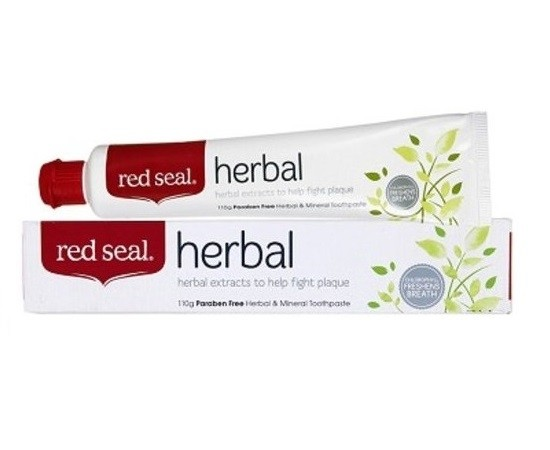 Red Seal-Herbal Toothpaste 100g