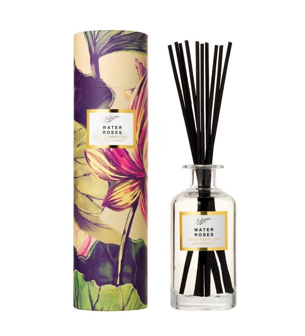 Sohum-Water Roses Reed Diffuser 250ml