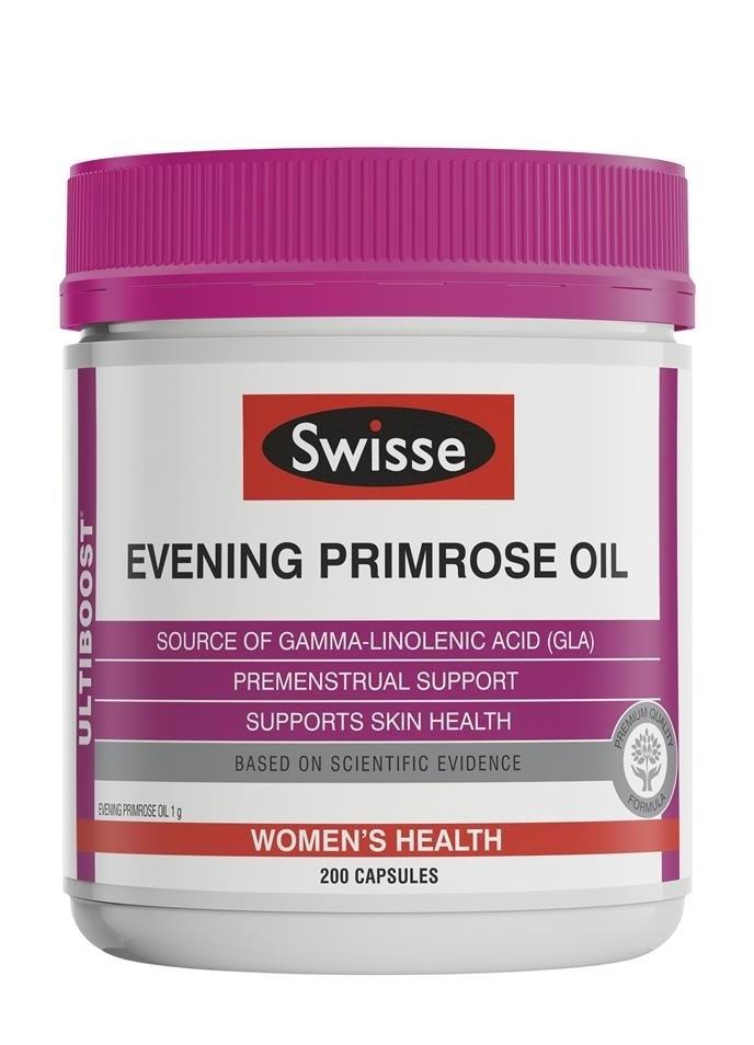 Swisse-Evening Primrose Oil 200 Capsules