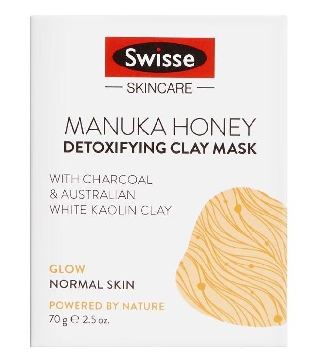Swisse-Manuka Honey Detoxifying Facial Mask