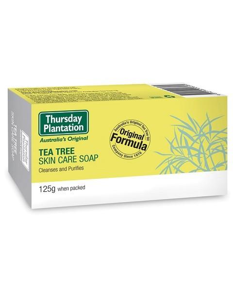 Thursday Plantation-Tea Tree Skin Care Soap 125g
