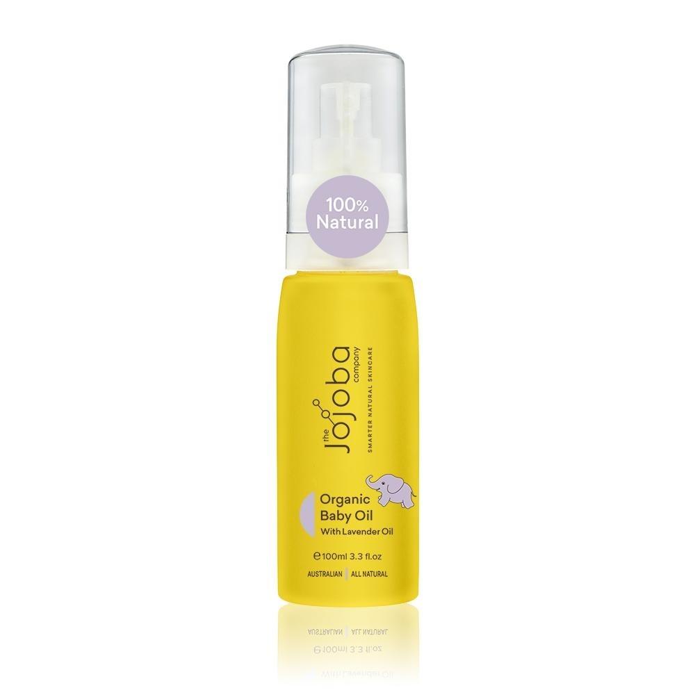 Jojoba Company-100% Natural Baby Oil 100ml