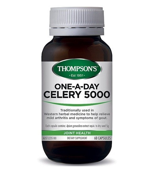 Thompson's-One-A-Day Celery 5000mg 60 Capsules
