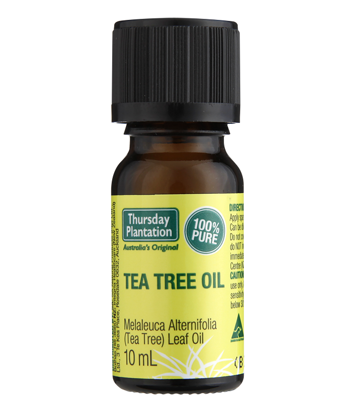 Thursday Plantation-100% Tea Tree Oil 10ml