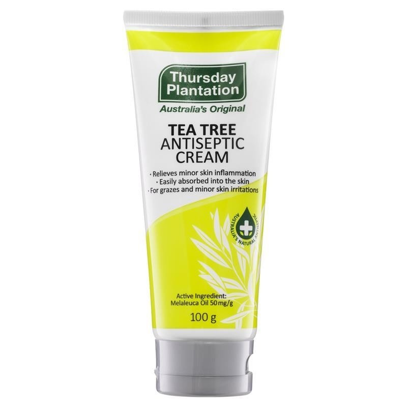 Thursday Plantation-Tea Tree Antiseptic Cream 100g