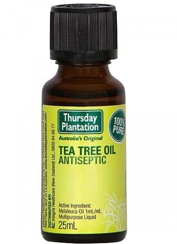 Thursday Plantation-100% Tea Tree Oil 25ml
