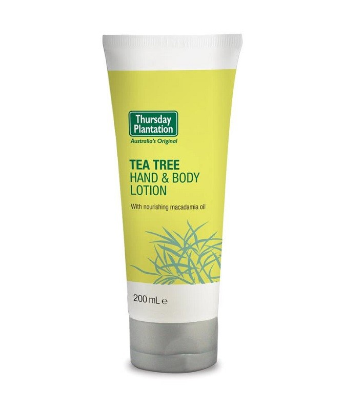 Thursday Plantation-Tea Tree Hand and Body Lotion 200ml Organic