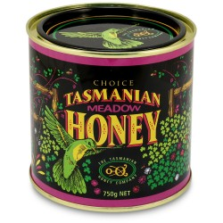 Tasmanian Honey-Meadow Honey (Tin) 750g
