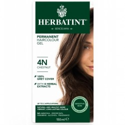 Herbatint - Permanent Haircolour Gel 4N Chestnut 150ml