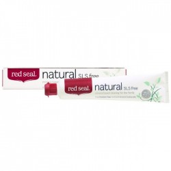 Red Seal-Natural SLS Free Toothpaste 110g