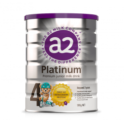 A2 Milk-Stage 4 Platinum Premium Junior Milk Drink 900g