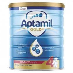 Aptamil-Gold+ 4 Junior Nutritional Supplement 900g