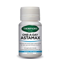 Thompson's-Astamax 6mg 30 Capsules