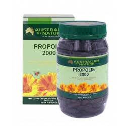 Australian by Nature-Propolis Capsules 2000mg 365 Soft Gel Capsules