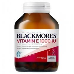 Blackmores-Natural Vitamin E 1000IU 100 capsules