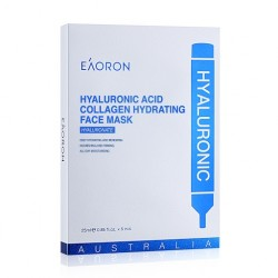 Eaoron-Hyaluronic Acid Collagen Hydrating White Face Mask 5x25g
