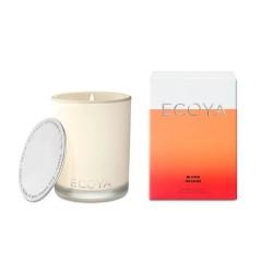 Ecoya-Blood Orange Soy Wax Fragranced Candle 400g