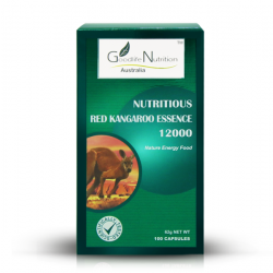 Goodlife Nutrition-Red Kangaroo Essence 100 Capsules