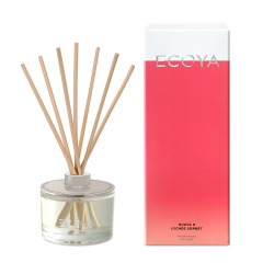 Ecoya-Guava & Lychee Sorbet Fragranced Diffuser 200ml