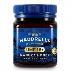 Haddrell's-UMF 16+ Manuka Honey 250g